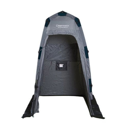 GO Anywhere Privacy Shelter Tent - Camping and Tailgating - Open