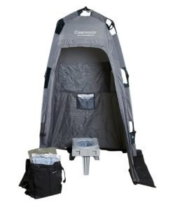 GO Anywhere Total System - BioRelief Camping and Tailgating