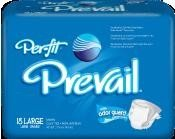 Prevail PER-FIT Adult Incontinence Briefs