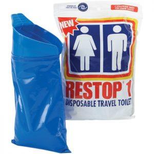 Diposable Toilet