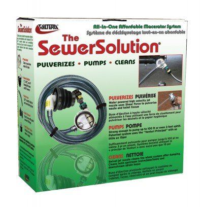 Sewer Solution Remove Human Waste From Rv Biorelief