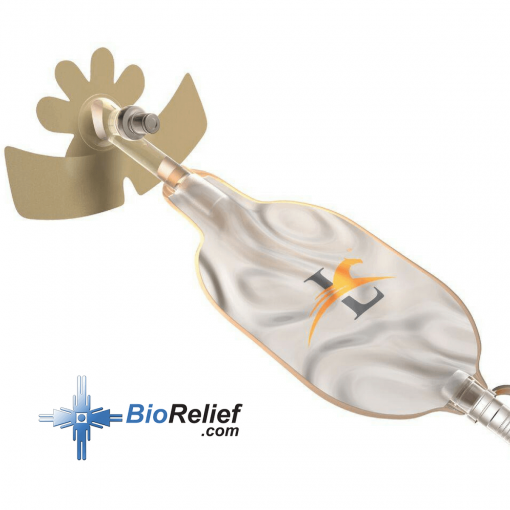 Men's Liberty External Catheter by BioDerm - Available at BioRelief