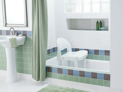 Glacier Shower Chair by Moen for Bath Safety & Moen Glacier Shower Chair | Bath Safety | BioRelief