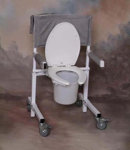 Power Toilet Aid Stand-Aid-mobile