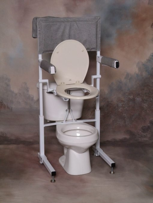 Power Toilet Aid Stand-Aid-standard