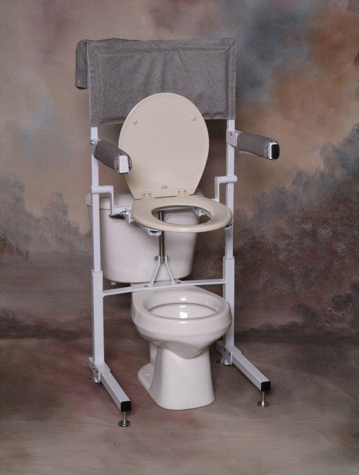 Power Toilet Aid | Stand Aid of Iowa | BioRelief