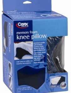 Knee Pillow with memory foam