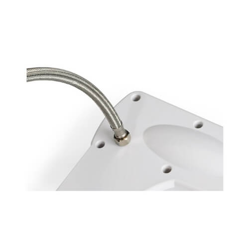 Elite 3 Bidet Attachment by BioBidet - Dual Nozzle Toilet Seat Bidet system - Connection to Toilet