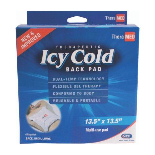 Icy Cold Back Pad Square Multi-Use Pad BioRelief