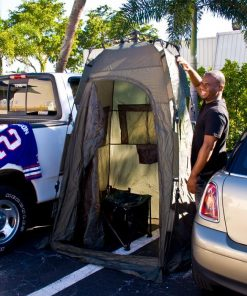 Tailgating Porta Potty