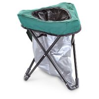Folding Portable Toilet Chair