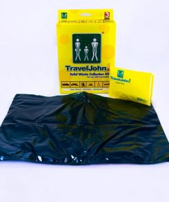 Tailgating Porta Potty Soild waste bag