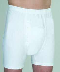 Mens Incontinence Protection Boxer Briefs
