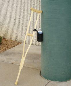 crutch Beverage Holder