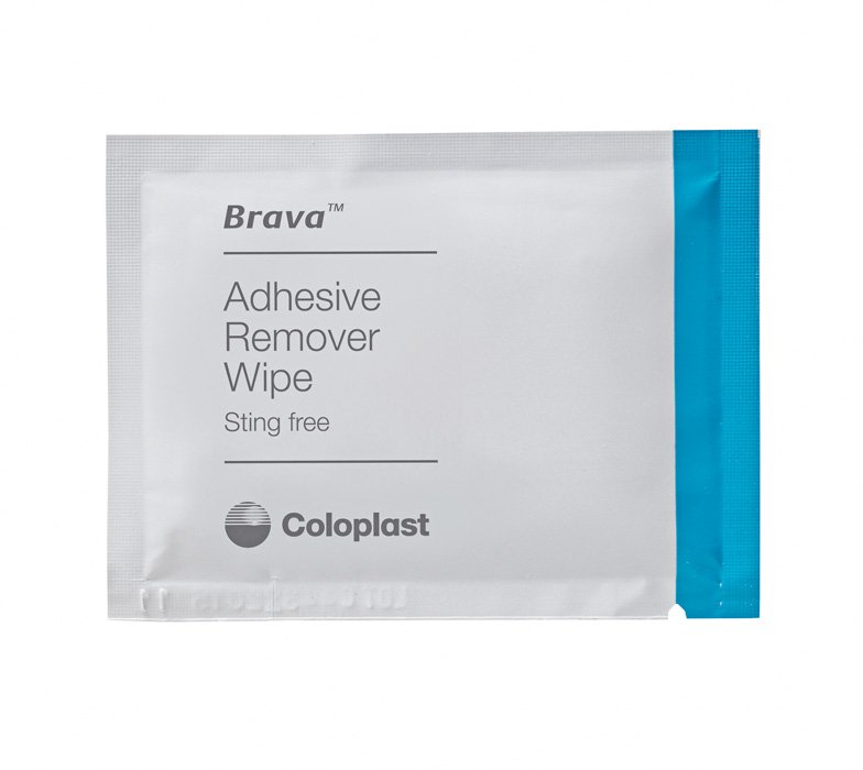 Adhesive Remover Wipes for catheter removal