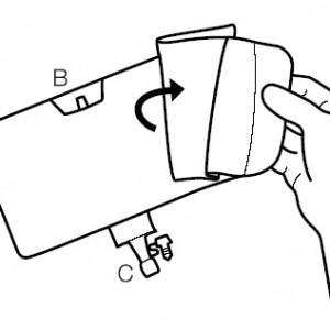 Apply Conveen Active Urinary Leg Bag 3