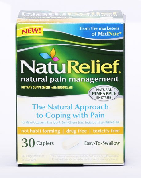 natural pain reliever When the natural messenger needs heeding pain is  a wonderful natural pain reliever  michelle toole is the founder and head editor of healthy holistic living.