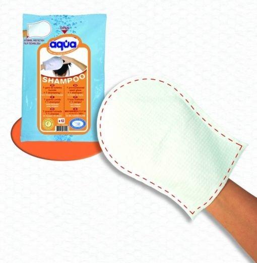 Shampoo Glove