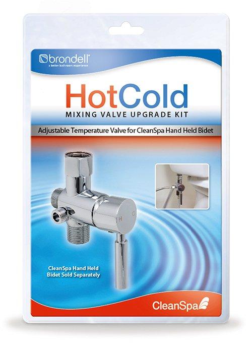 Warm Water Installation Kit for Bidet