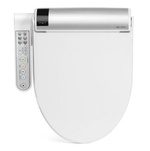 Bliss Bidet Toilet Seat-Side-Control
