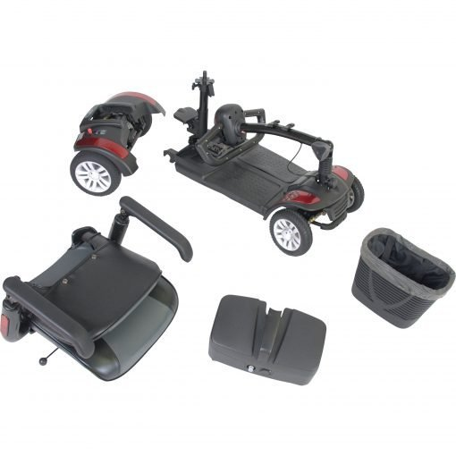 Power Mobility Scooter