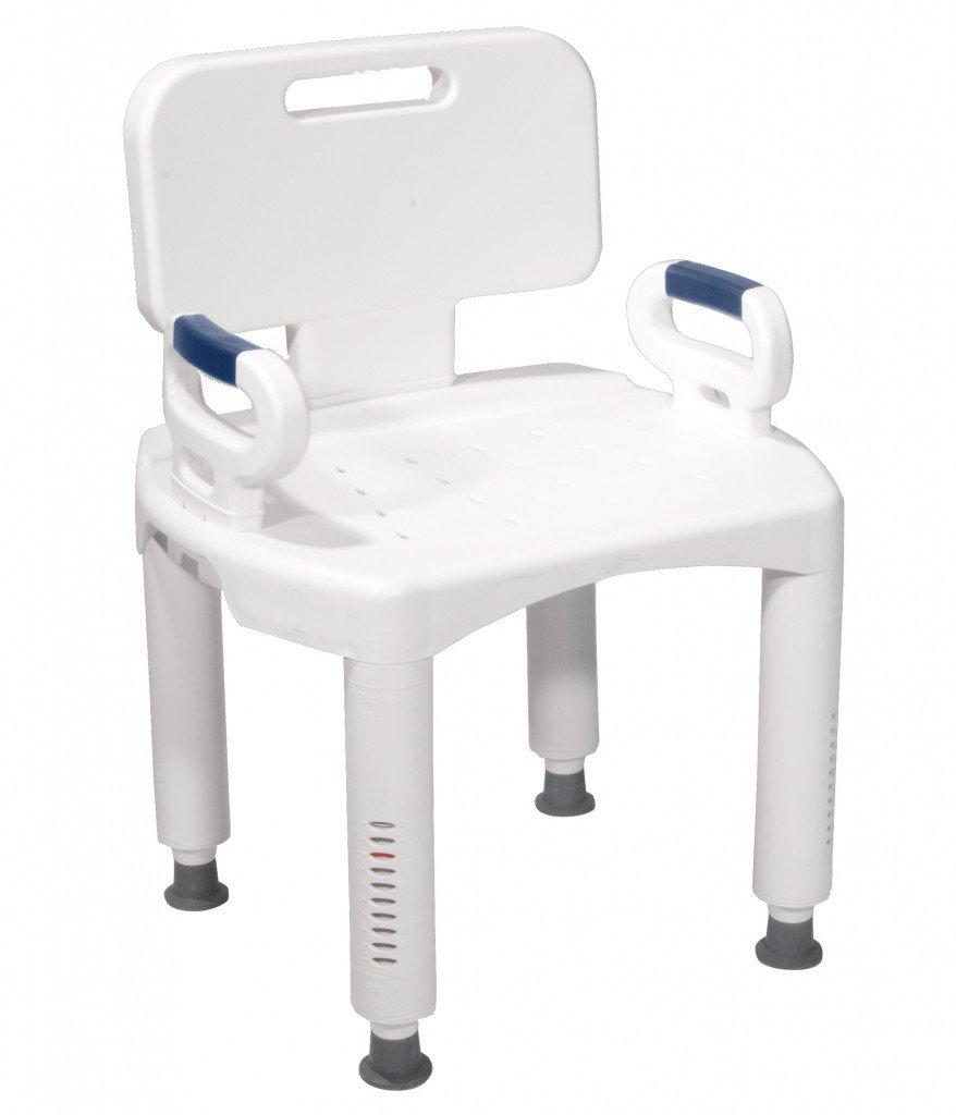 Drive Medical Shower Chair | Bathroom Safety | BioRelief