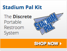 Stadium Pal Portable Urinal
