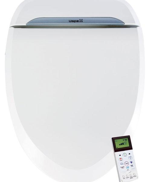 Bidet Toilet Seat With Remote Control Toileting Aid