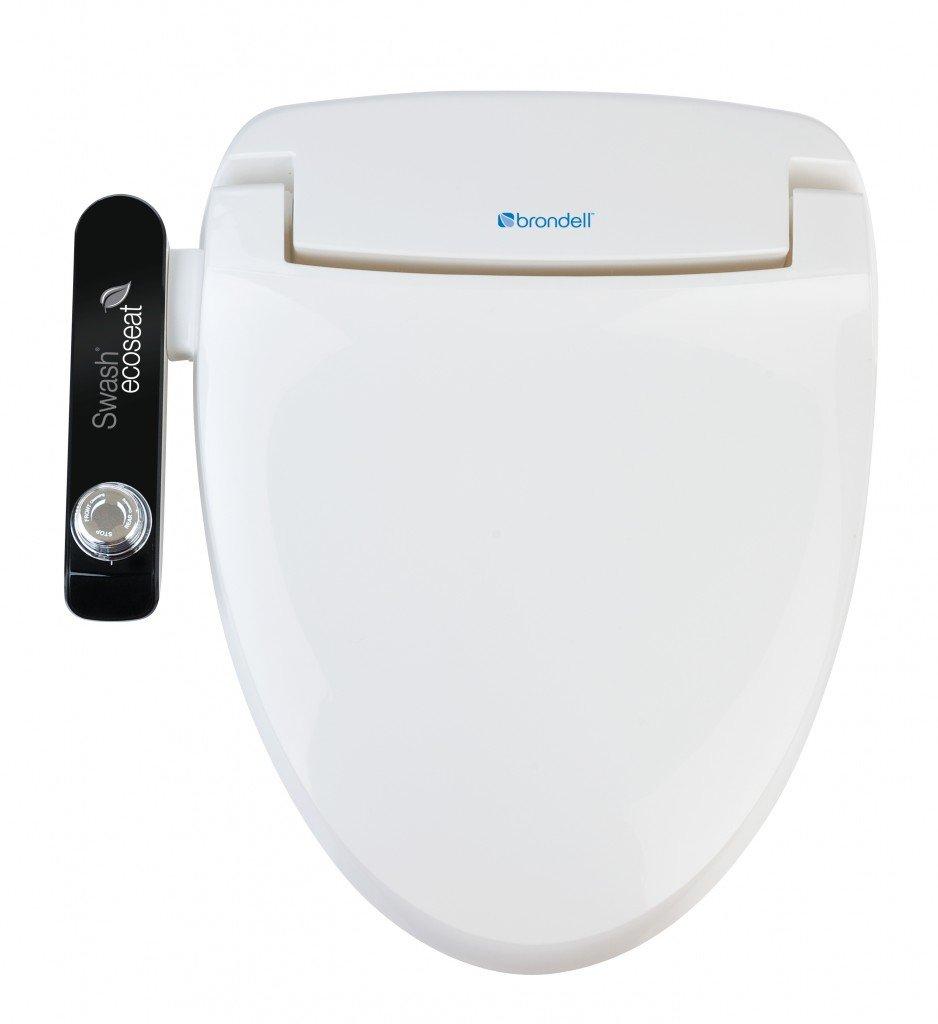 Peachy Brondell Swash Ecoseat 100 Bidet Toilet Seat Biorelief Short Links Chair Design For Home Short Linksinfo