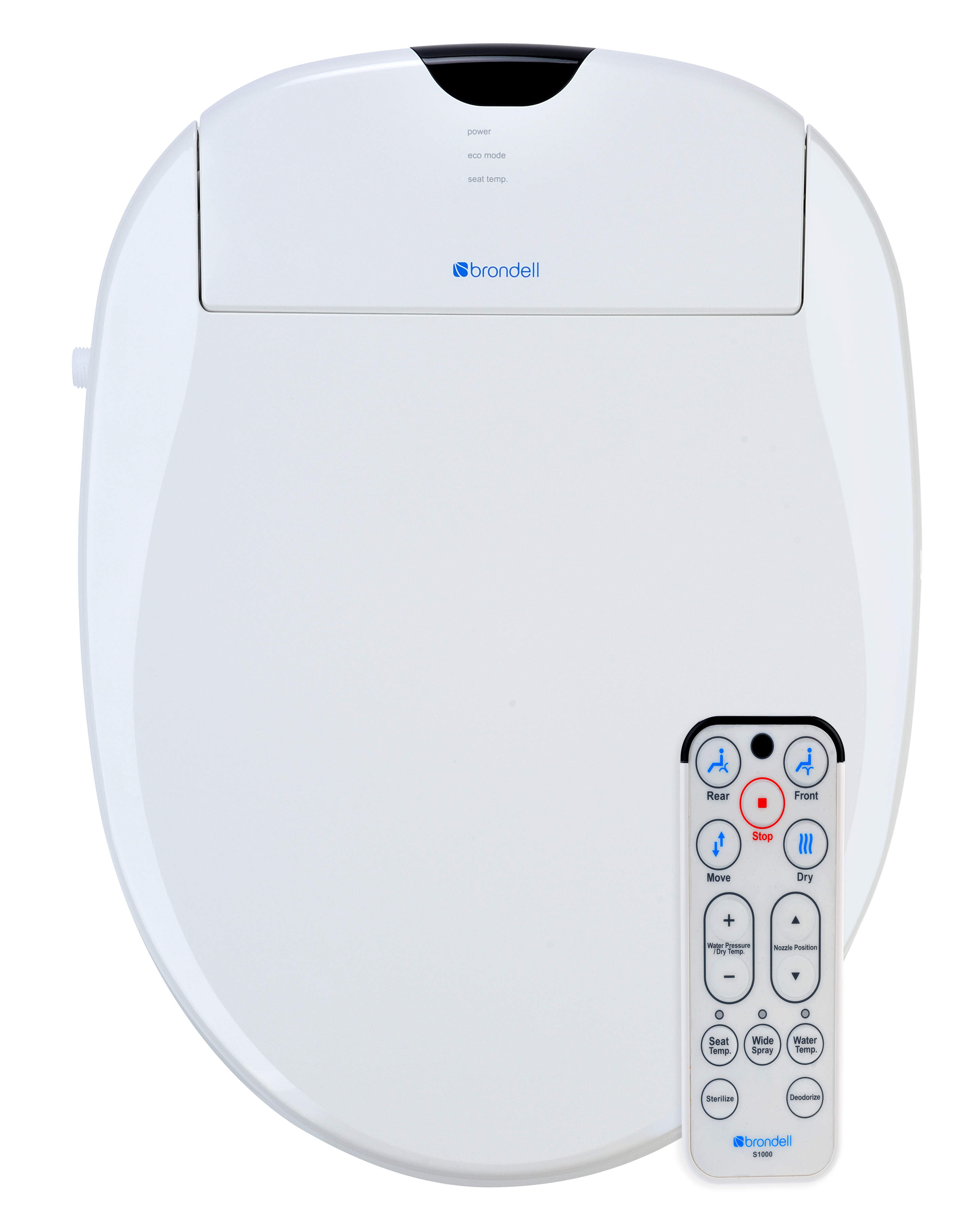 Bidet Toilet Seat to prevent vaginal infections