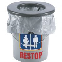Bucket Portable Toilet