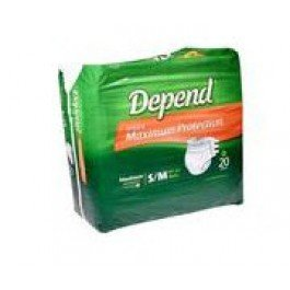 Depend Fitted Maximum Briefs