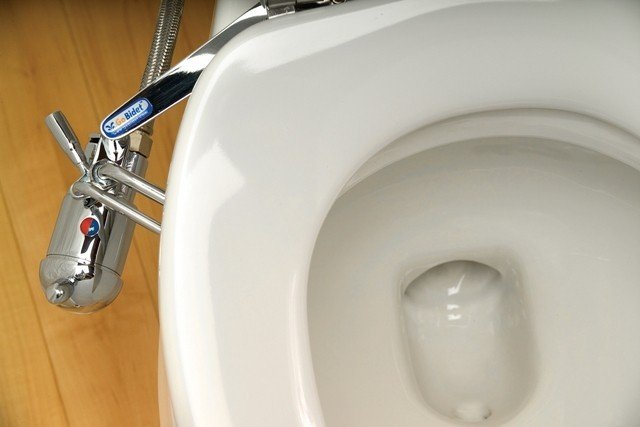 GoBidet Toilet Attachment