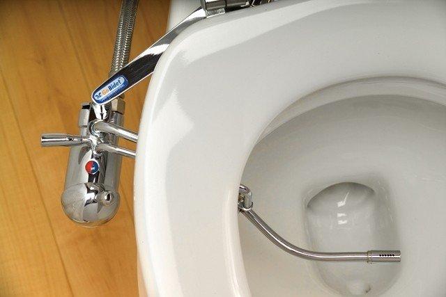 Gobidet Toilet Attachment Personal Hygiene Biorelief
