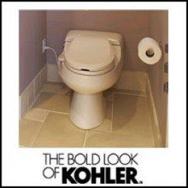 Kohler C3 100 Elongated Bidet Toilet Seat Toileting Aid