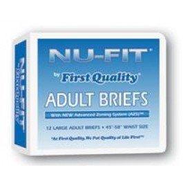 NU-FIT Adult Briefs