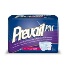 Prevail Adult Nighttime Briefs