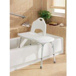 Moen Transfer Bench | ADA Shower Chair | BioRelief