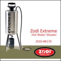 Zodi Self Contained Hot Shower