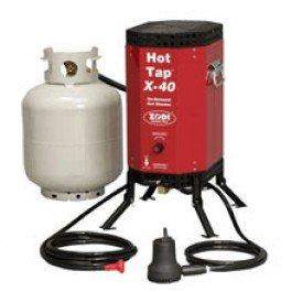 Beau Zodi X 40 High Output On Demand Water Heater Hot Shower