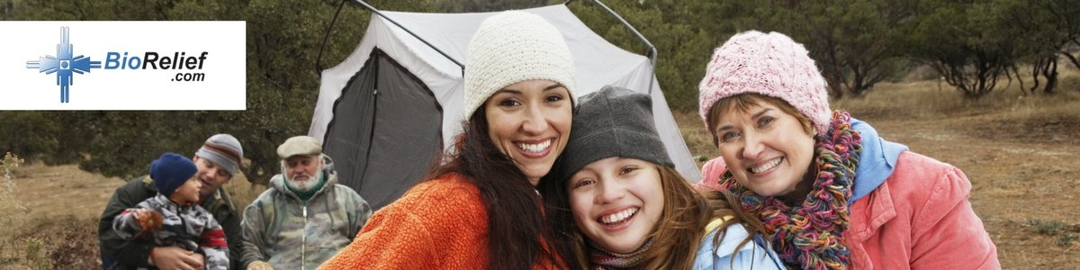 Family Camping Happy and Comfortable with Portable Camping Toilet