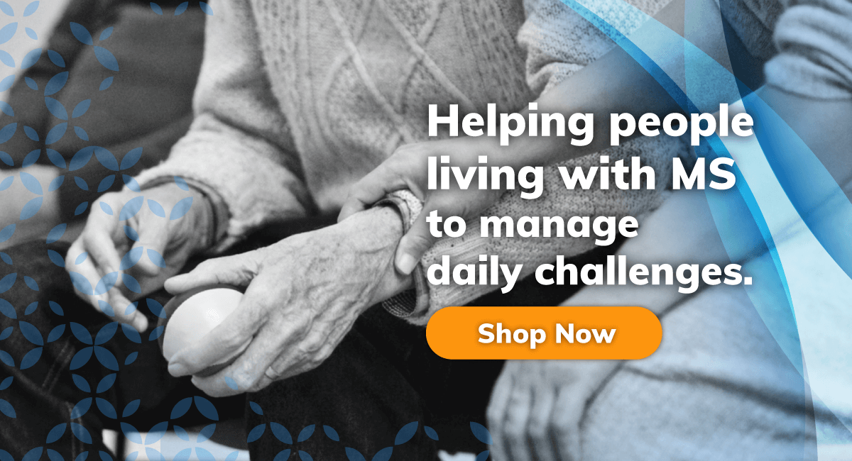 Helping people living with MS to manage daily challenges - HealthCare Relief Products - BioRelief