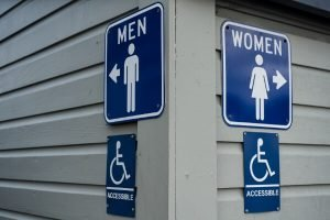 Public restrooms - use portable urinals to avoid public toilets