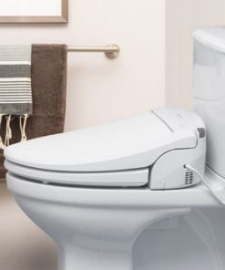 Swash DS725 - Advanced Toilet Seat Bidet - Brondell Bidet with Remote Control - Sample