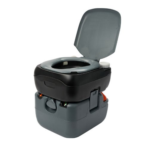 Flush and Go 4822e by Reliance - Full Size Portable Toilet