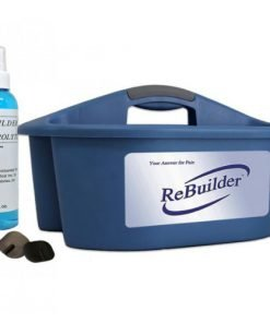 ReBuilder 2407 deluxe kit - nerve pain eliminator - kit accessories