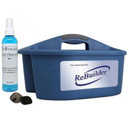 ReBuilder 2407 deluxe kit - nerve pain eliminator - kit accessories