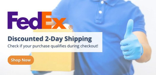 Discounted 2-Day Shipping Offer - BioRelief