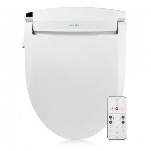 swash bl97 toilet seat bidet with wireless remote