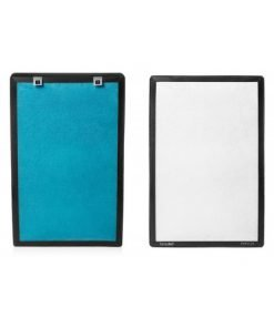 Horizon True HEPA Filter Replacement - Front and Back